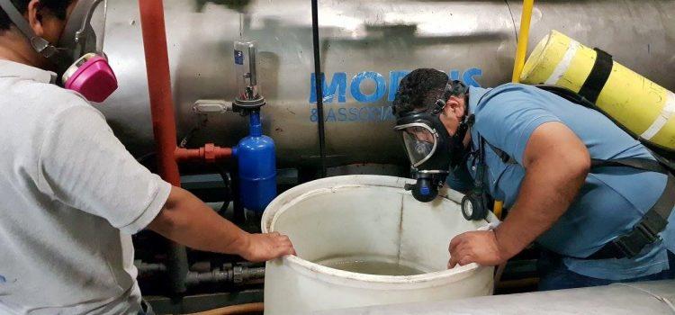 Personas intoxicadas por fugas de gas en San Salvador y Berlín