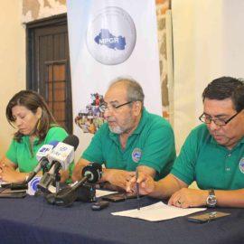 La MPGR brinda conferencia de prensa en el marco del Día Mundial del Medio Ambiente