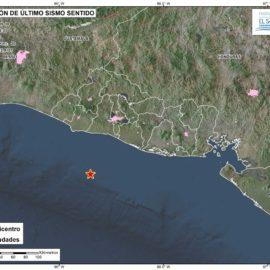 Terremoto de magnitud 6.8 alarma a El Salvador