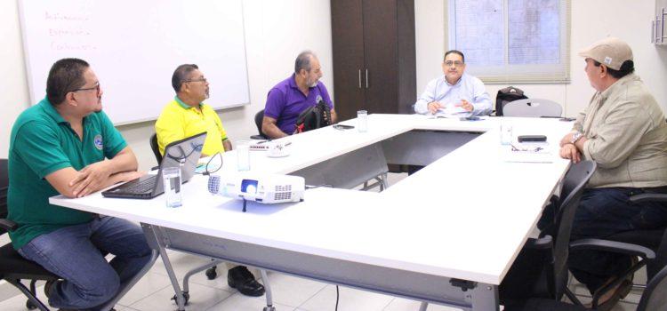 La MPGR se reúne con el nuevo Director General de Protección Civil