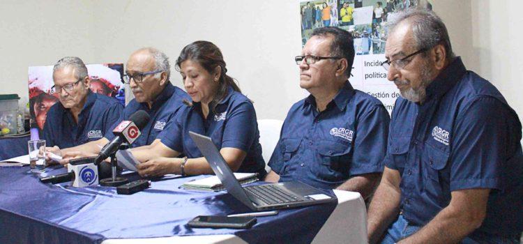 Comunicado de la CRGR ante la crisis climática en Centroamérica