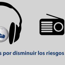 """La MPGR lanza su programa de radio """"Trabajemos por disminuir los riesgos a desastres"""""""