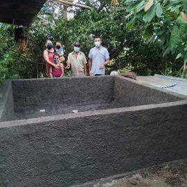 """La MPGR avanza en las diferentes acciones del proyecto Regional """"Respuesta a los efectos de la Sequía y las Inundaciones en América Central"""""""