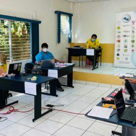 La MPGR desarrolla su primera simulación nacional ante situaciones de emergencia