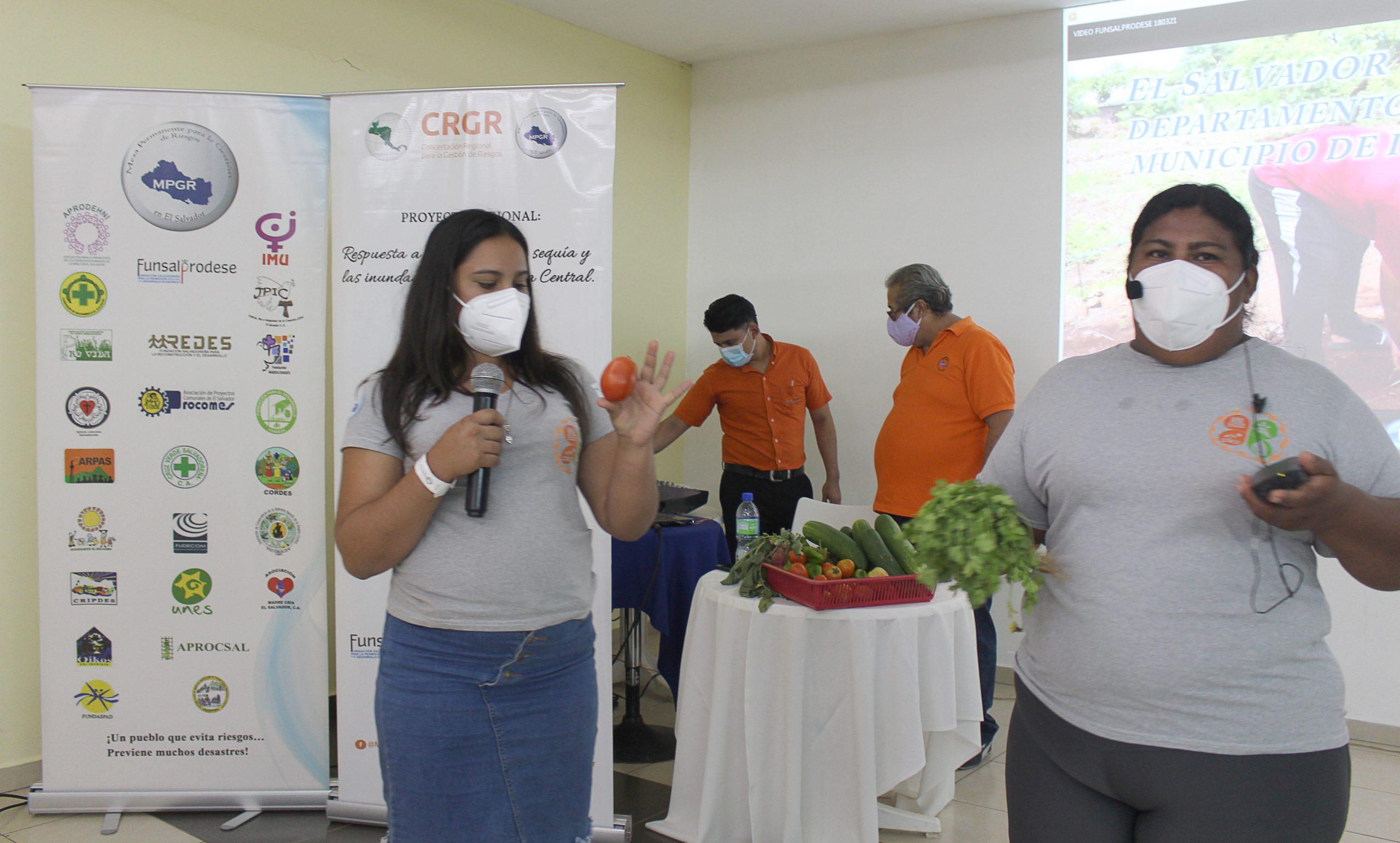 La MPGR desarrolla Intercambio de Experiencias Exitosas de proyecto regional