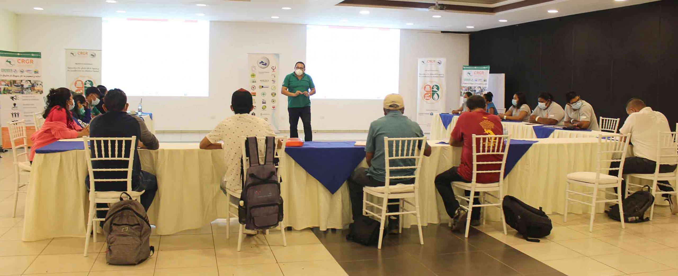 """La MPGR desarrolla """"Intercambio de Experiencias sobre el proceso de aprendizaje de proyecto regional en El Salvador"""""""