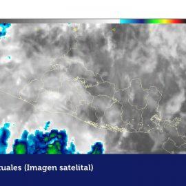 Continúan las lluvias en El Salvador