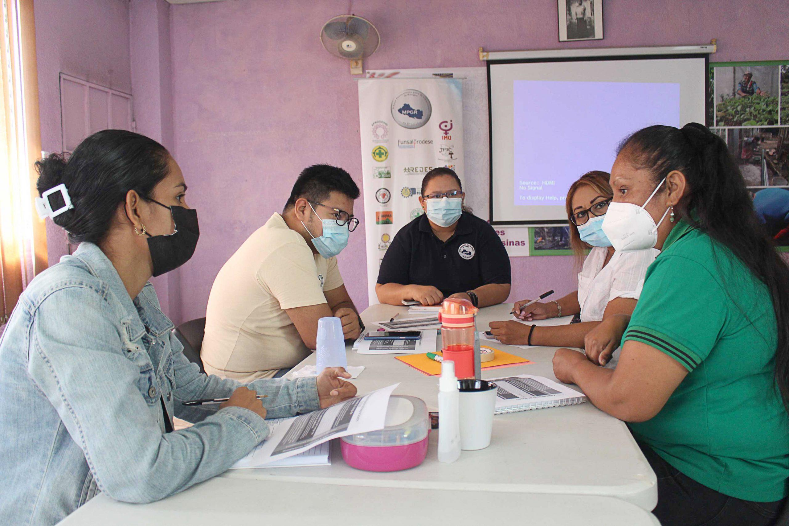 La MPGR inicia su Escuela de Liderazgos en Gestión Integral de Riesgos con enfoque de Género